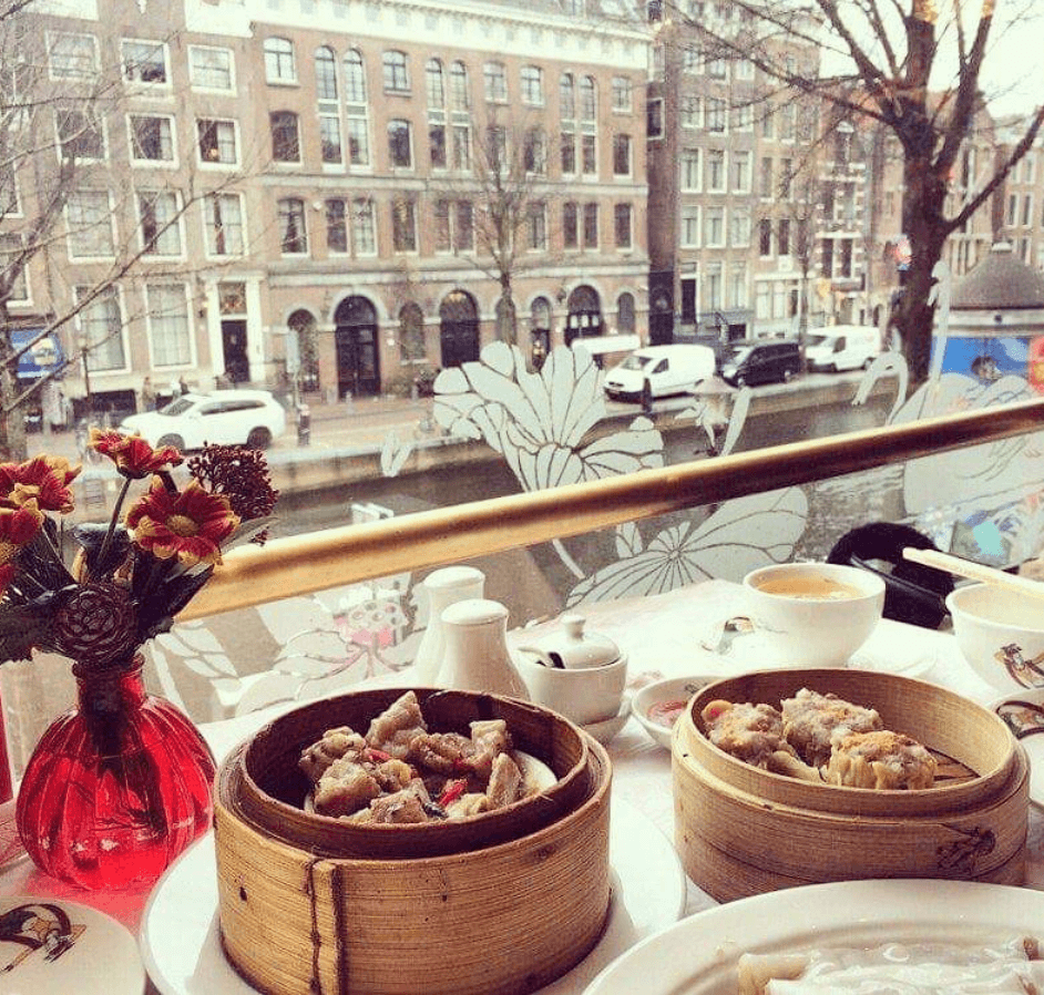 Chinese like a local amsterdam