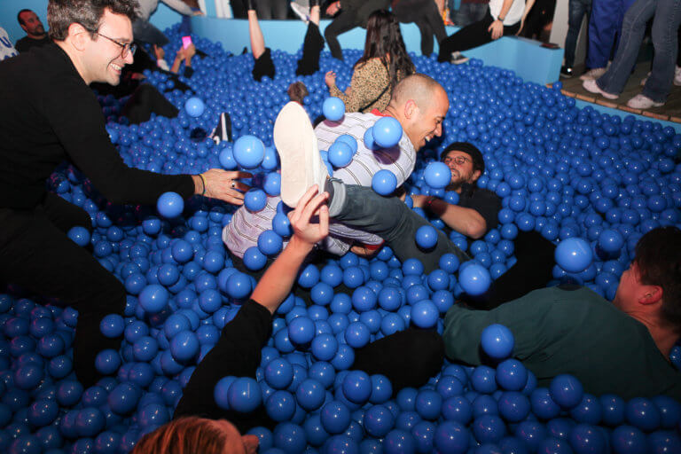 ball pit amsterdam museums to visit in amsterdam
