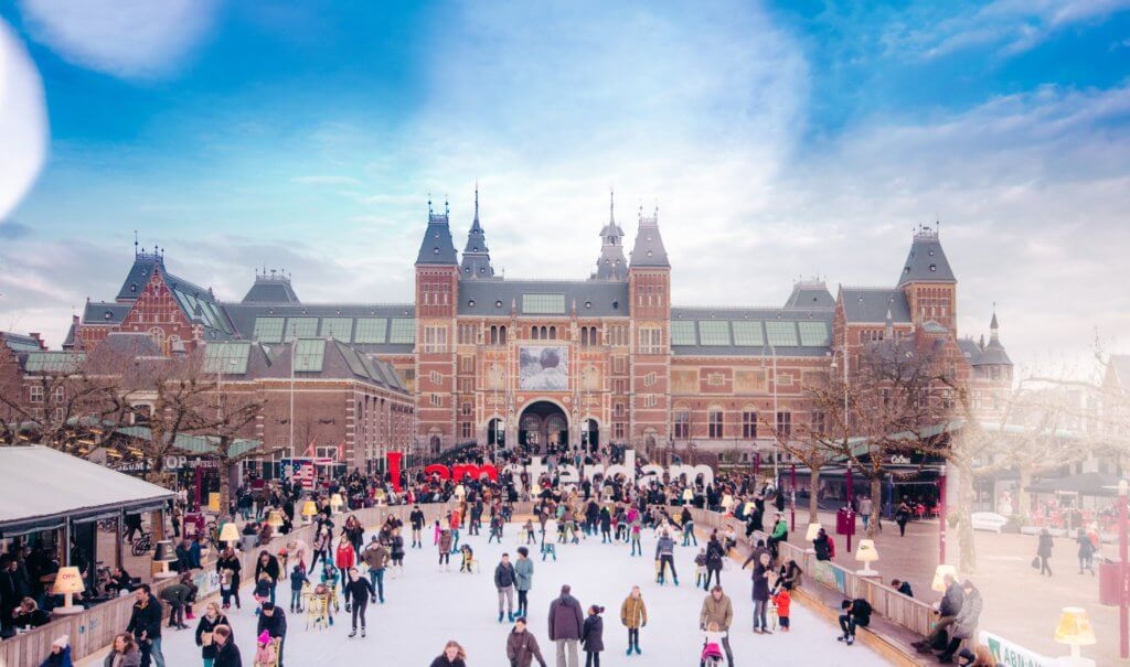 ICE Amsterdam things to do in Amsterdam with kids