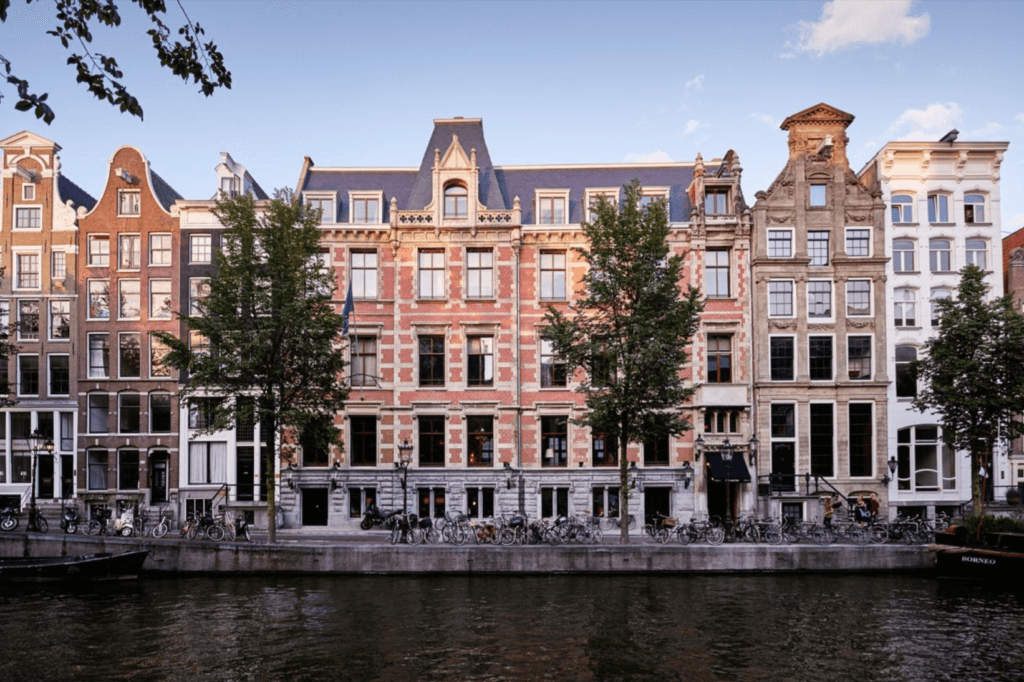 The Hoxton not to miss in Amsterdam