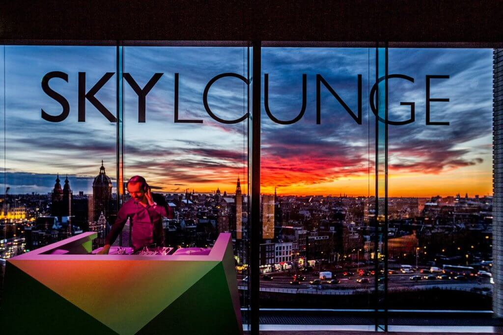 sky lounge amsterdam things not to miss