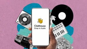 Clubhouse is the biggest new app