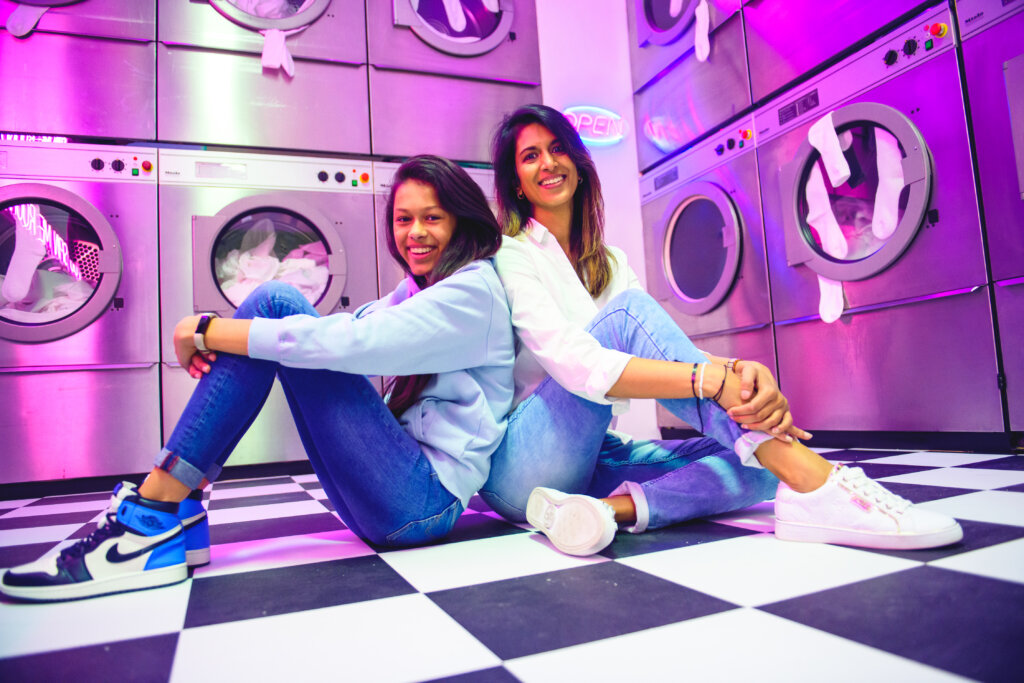 Visit Laundry Room in Youseum Westfield Mall of the Netherlands