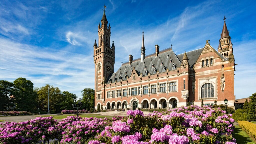 Visit Peace Palace in The Hague